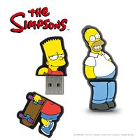 The Simpsons USB Flash Drives from Integral