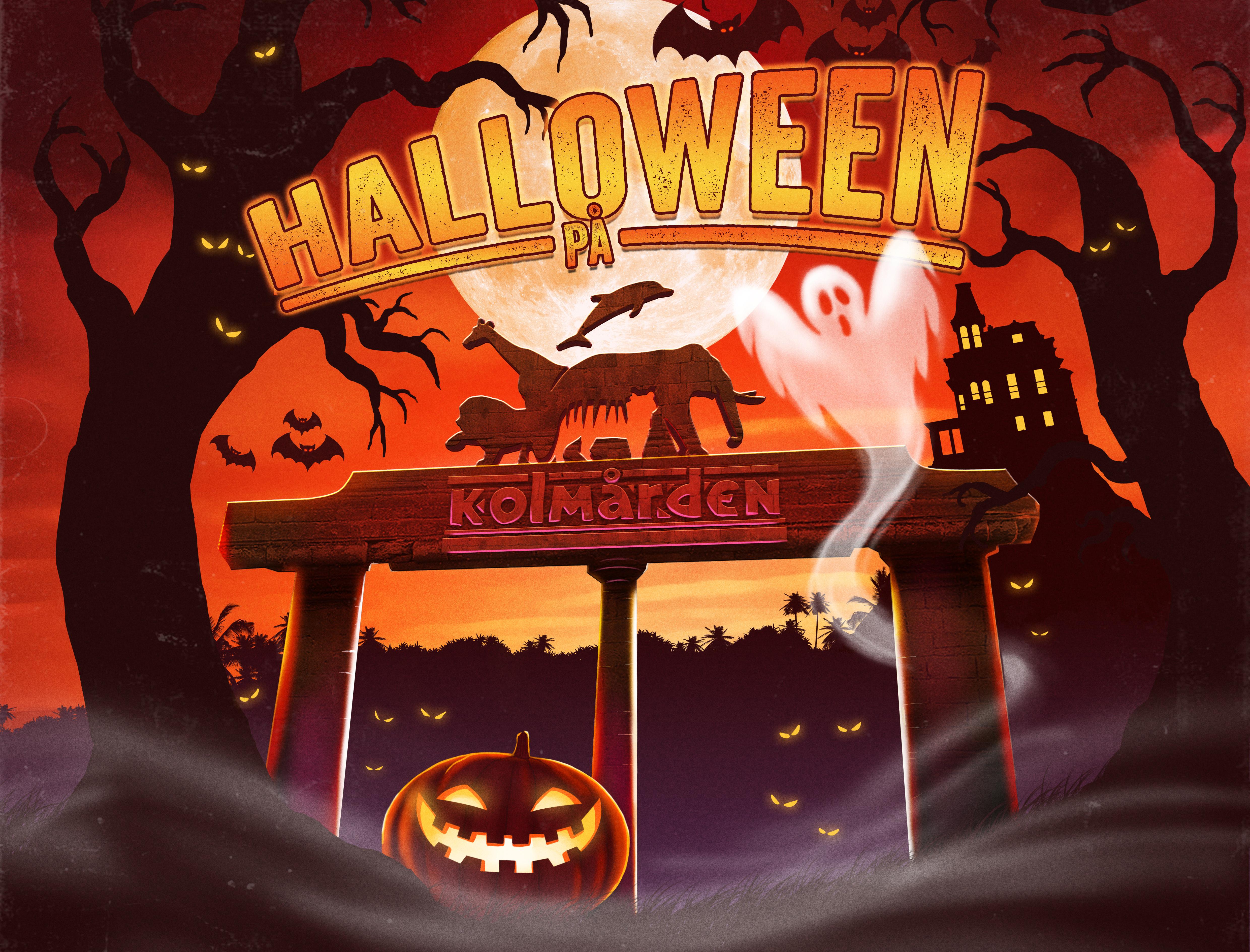 kolmården halloween rabatt