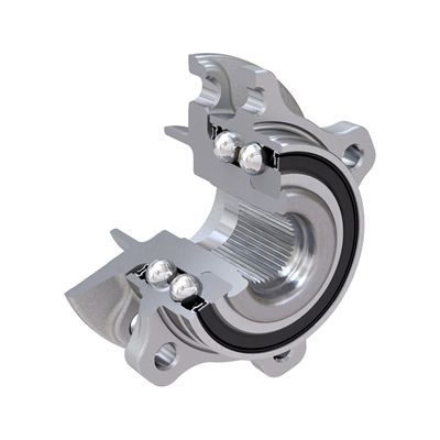 SKFA043 - Low Friction Hub Bearing Unit press release