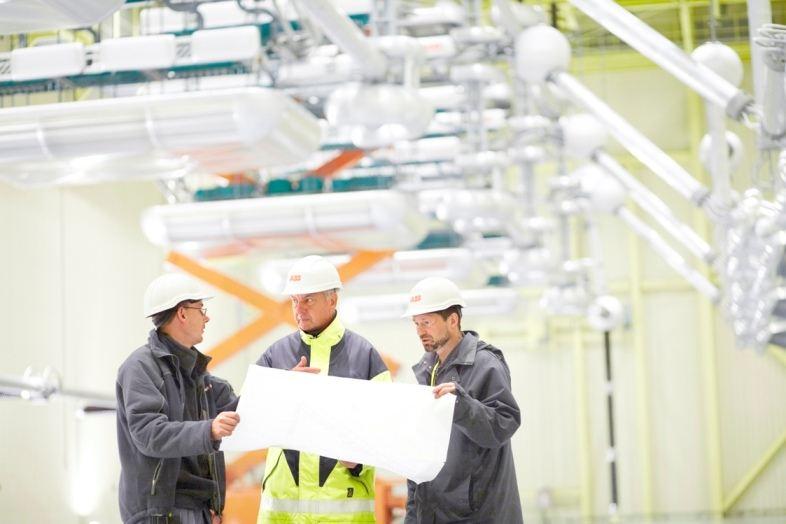 ABB gewinnt Auftrag im Wert von 30 Millionen US-Dollar für HGÜ ...