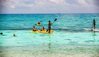 Kayaking and Paddle Boarding in Sanctuary Belize