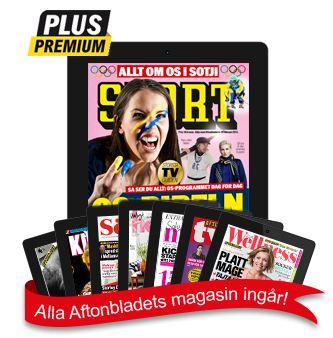 aftonbladet plus premium