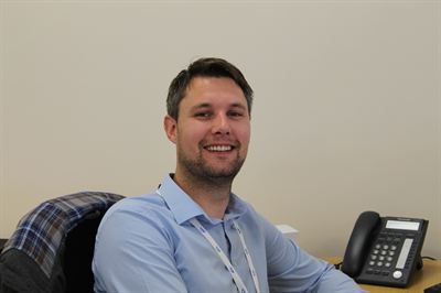 Adam Hartley, Engineering Manager, Exmac Automation
