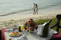 Serena Beach Hotel - Breakfast by the Beach