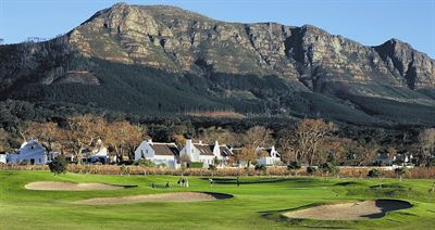 Steenberg Hotel Golf Course