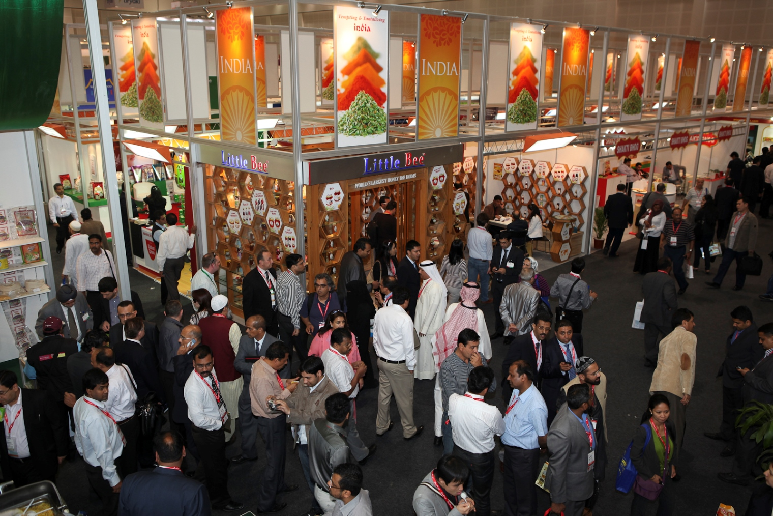 World'sbiggest annual food hospitality show expanded to meet