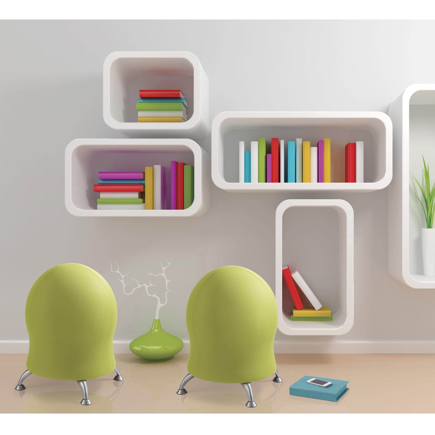 PDF · ZenergyGreen · ZenergyBlack · ZenergyRoom · AlphaBetter Glm Hr ·  ZenergyRed · Runtz · Safco Zenergy™ Ball Chairs