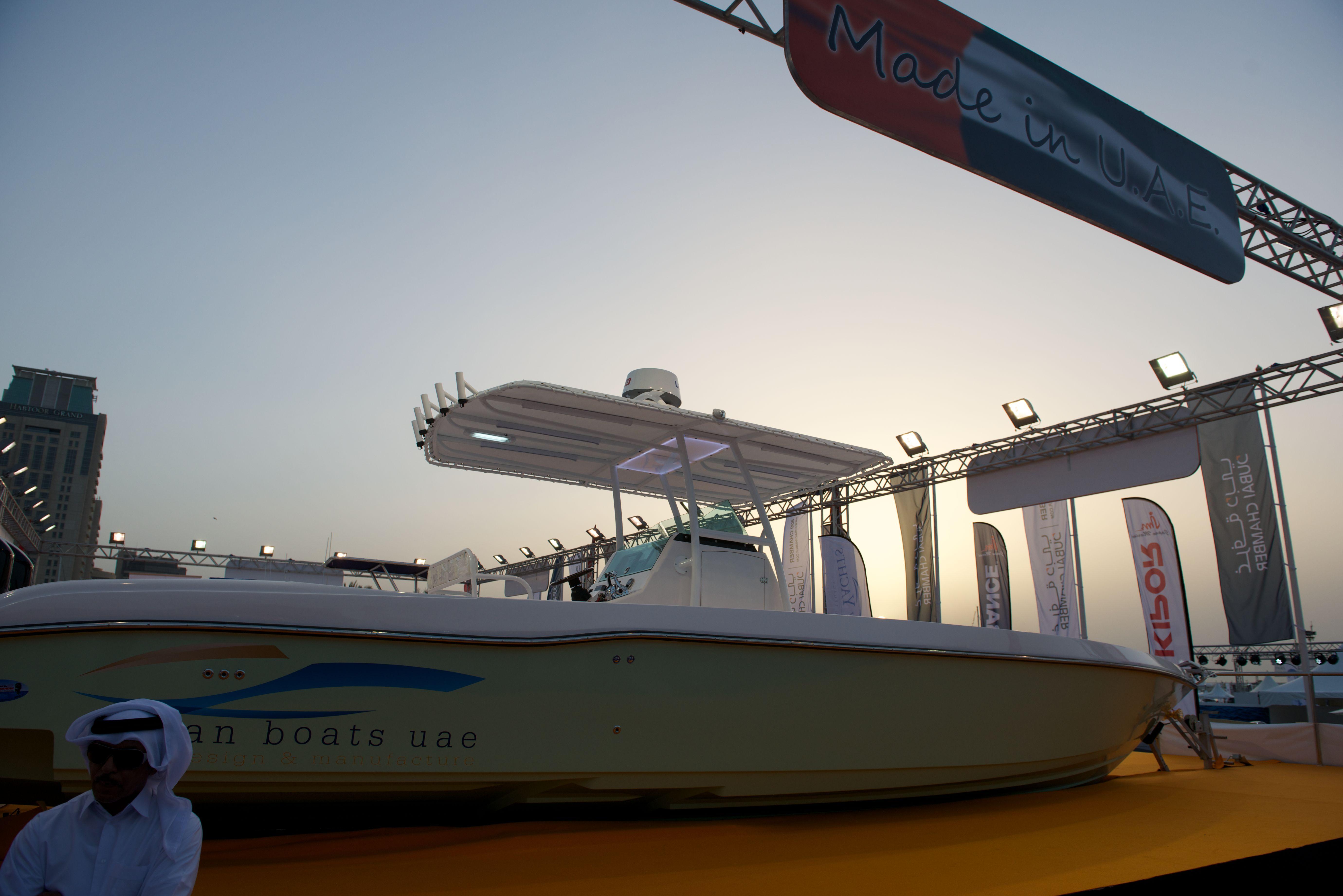 It is happening in the UAE - yes it is! : @DubaiBoat Maritime