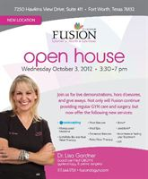 Fusion Women&#39;s Health Wellness-Open House