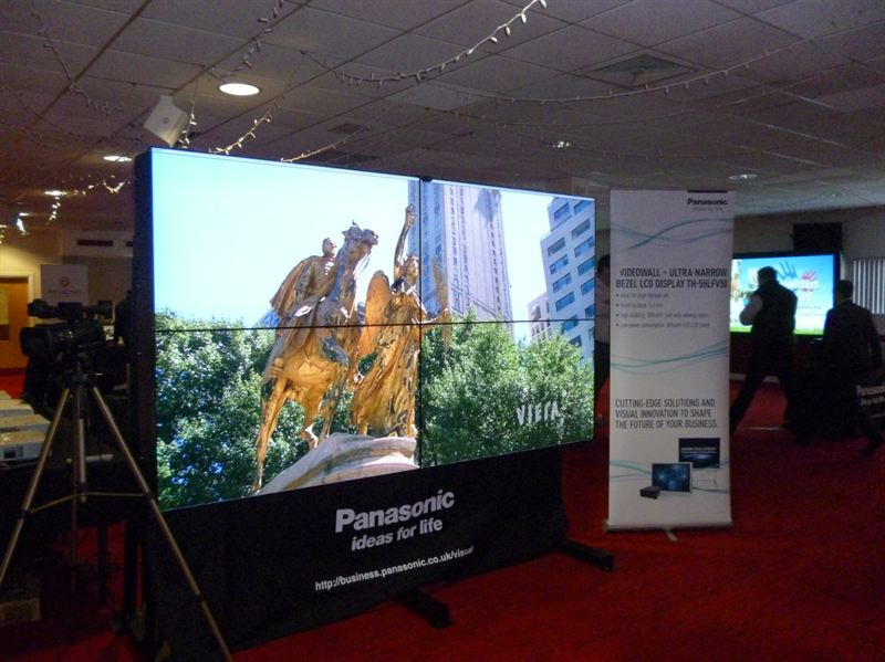 Psco Adds First Panasonic Video Wall Display To Its