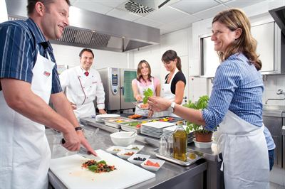 Rational offer free CookingLive seminars across the UK