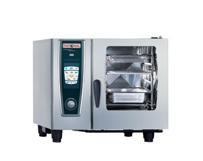 My Rational ! One lucky Caterer will win £8,000 Combi Steamer