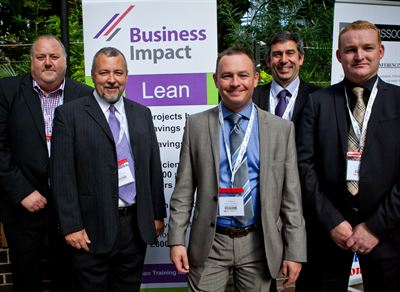 Business Impact at Lean Government Conference