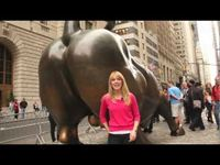 Shot On This Spot: Charging Bull