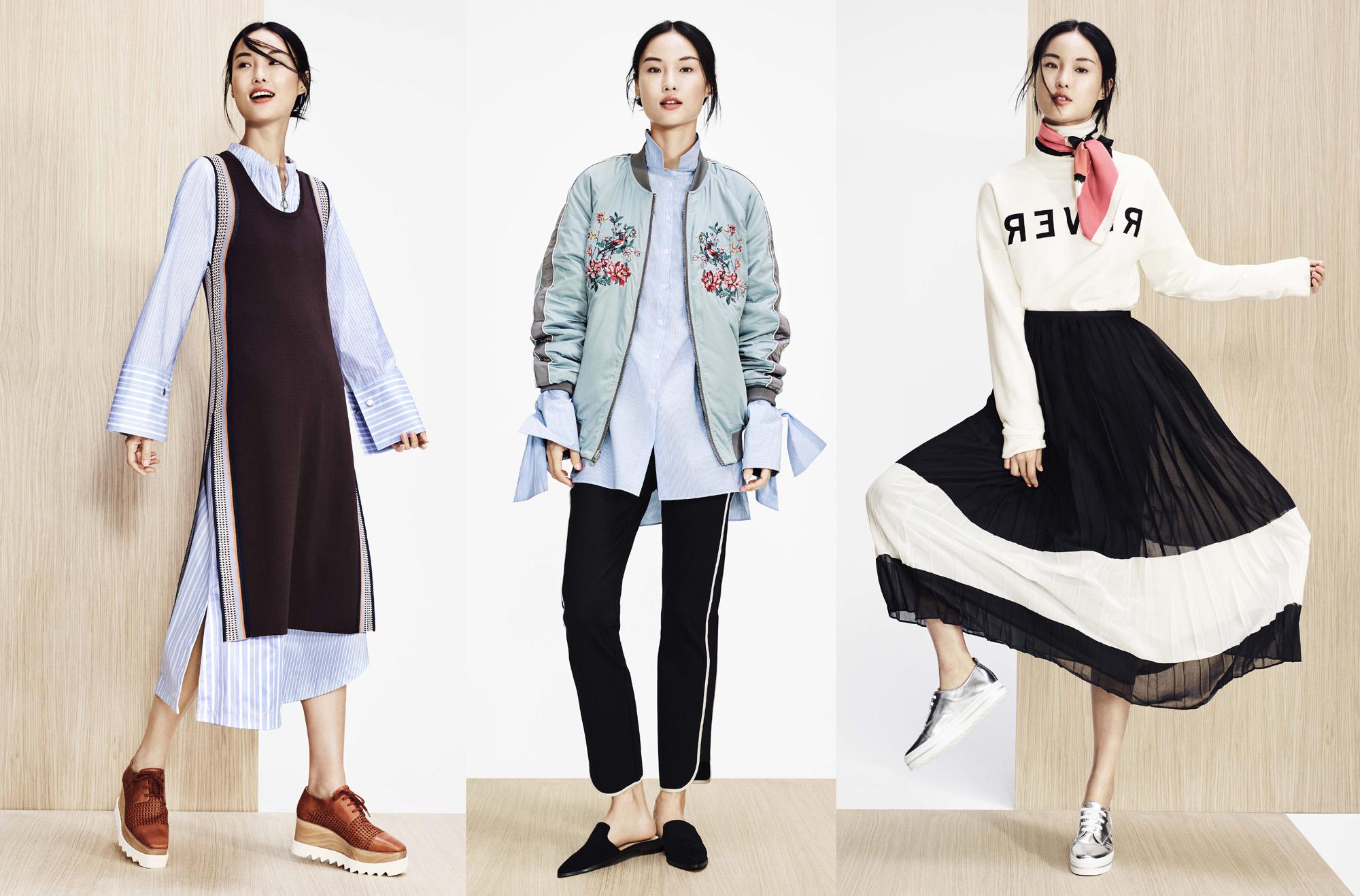 Fashion lookbook 2017 - Lindex Lookbook Ss17