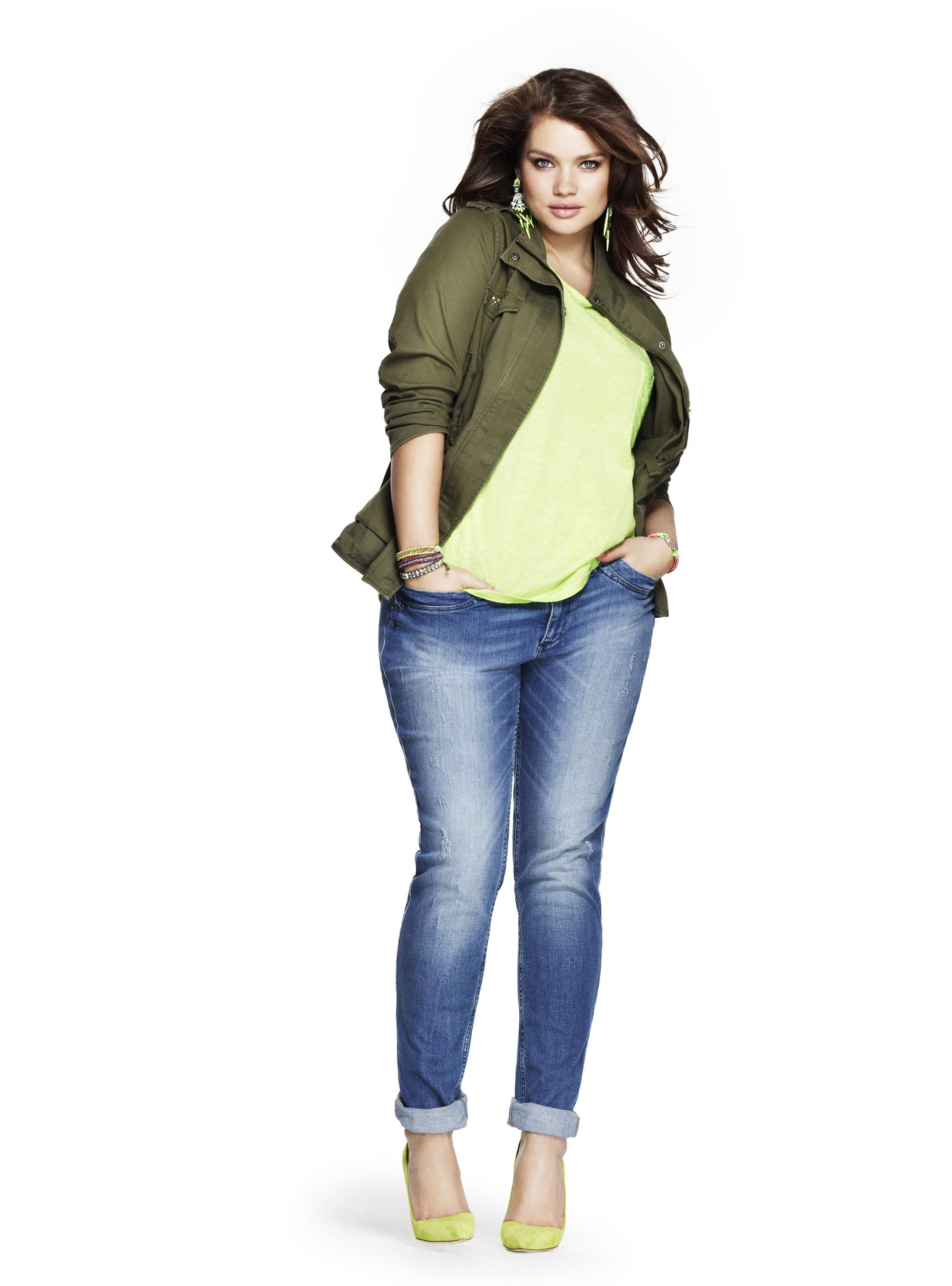 Толстушки в джинсах фото 19 фотография