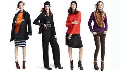 Lindex Autumn 2013 lookbook
