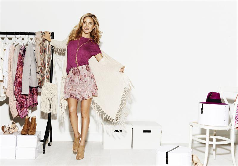Kate Hudson for Lindex spring 2014 03