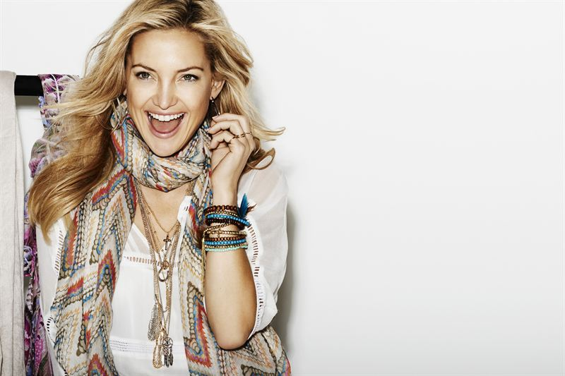Kate Hudson for Lindex spring 2014