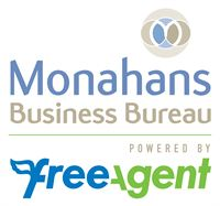 Monahans Business Bureau FreeAgent Logo