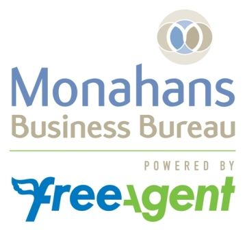 monahans business bureau freeagent logo monahans. Black Bedroom Furniture Sets. Home Design Ideas