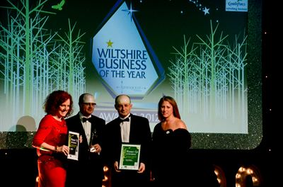 Sara Tye, redheadPR, Wiltshire Business Awards