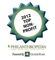 Philanthropedia Top Nonprofit Medal