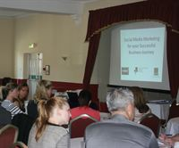 A social media workshop for Coventry and Warwickshire businesses has put Coventry and Warwickshire firmly on the social media map.