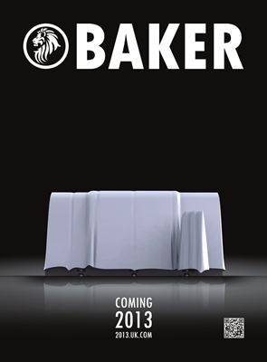 BAKER - Coming 2013 December Ad