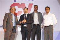 Volvo Buses wins Bus of the Year award in India
