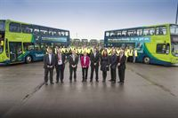 44 Volvo Hybrids to Arriva