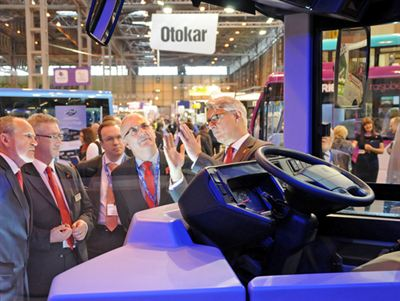 efcbc1269b70 Europe s biggest bus and coach event of the year opens at the NEC  Birmingham on 1-3 NovemberThe bus and coach industry will be out in force  at the NEC ...