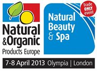 Natural Beauty & Spa logo