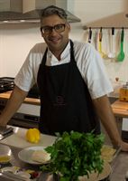 Natural Food Kitchen chef Jay Morjaria