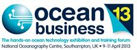 Ocean Business 2013