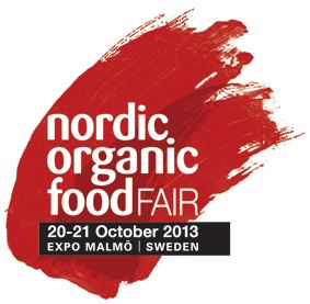 Nordic Organic Food Fair logo