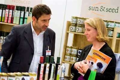 Natural Products Scandinavia 2012