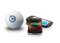 Sphero - robotic ball gaming system for iOS & Android