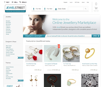 JewelStreet Screen Grab