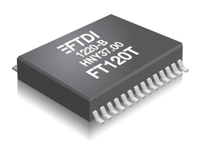 FTDI USB Controller from Alpha Micro Components