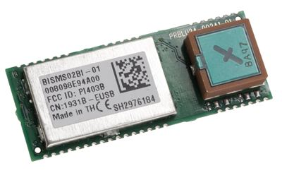 Laird Bluetooth Class 1 surface mount module with AT commands from Alpha Micro