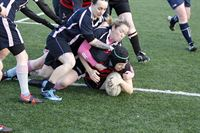 Holmes and Kelly cant stop Newby try
