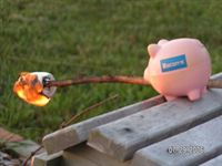 Bacon's Pig Roasting Marshmallow