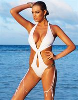 Monokini White Beaches Lookbook