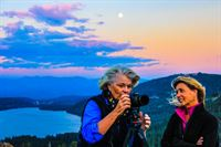 Photo instruction with fine art photographer Niobe Burden on Tahoe Trips &amp; Trails Lake Tahoe Photography and Hiking trip