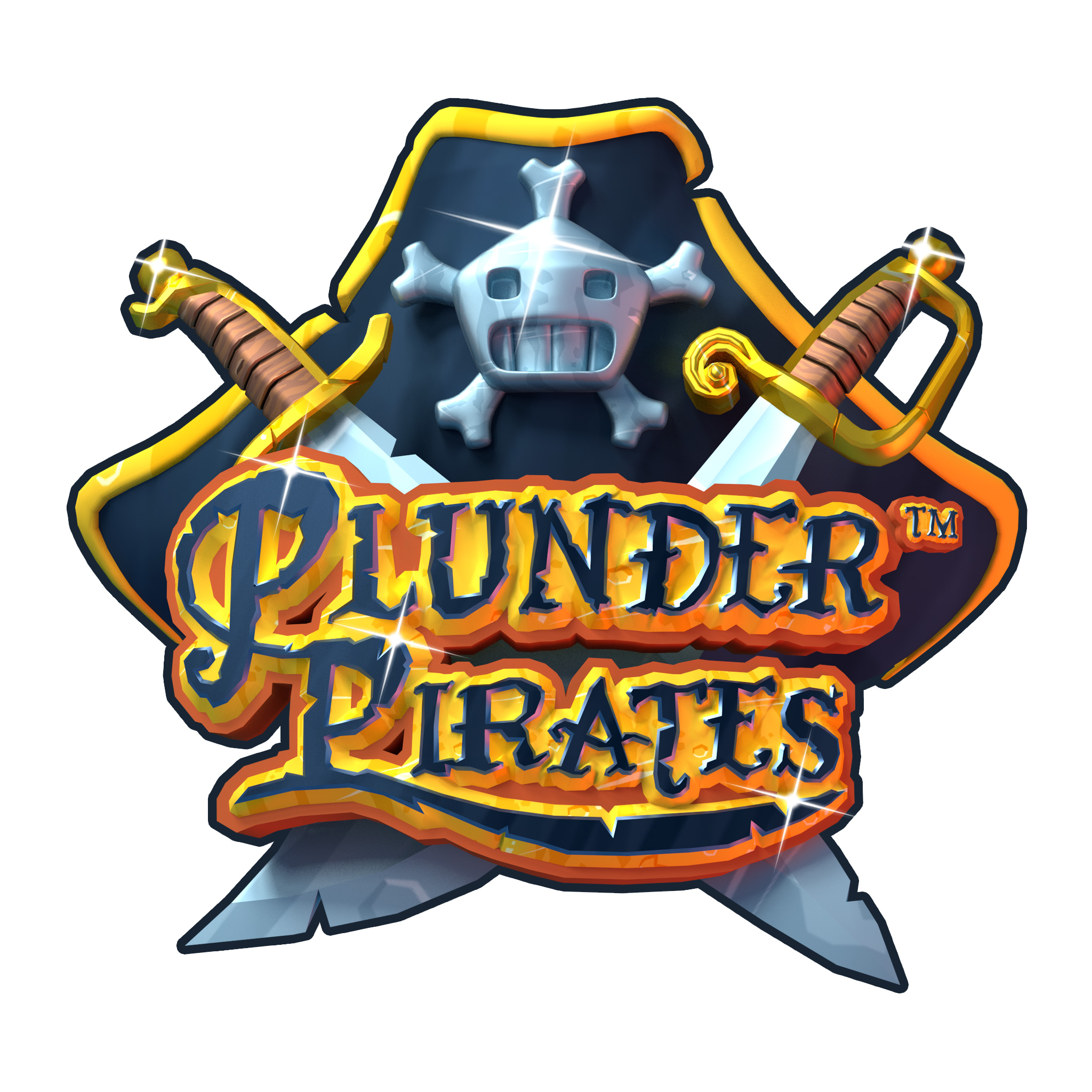 Plunder pirates logo rovio entertainment corporation for Plunder pictures