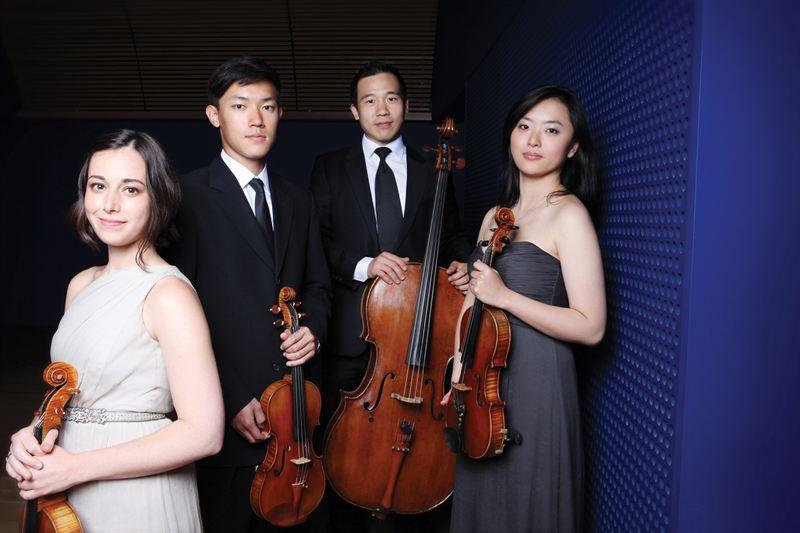 a personal narrative about a concert by parker quartet