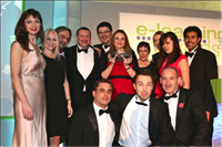Redware scoops an eLearning Gold