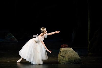 LA SYLPHIDE photo Damir Yusupov