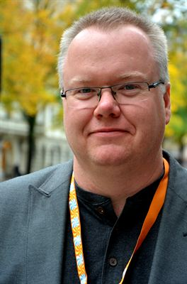 Magnus Moberg